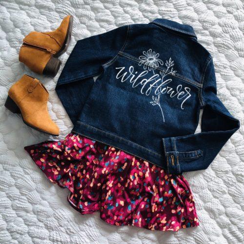 Wildflower jacket