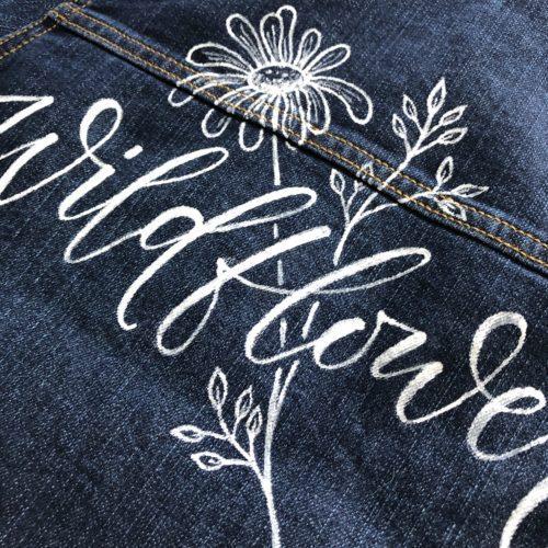 Wildflower detail