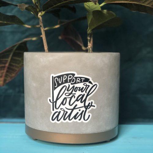 Artist plant