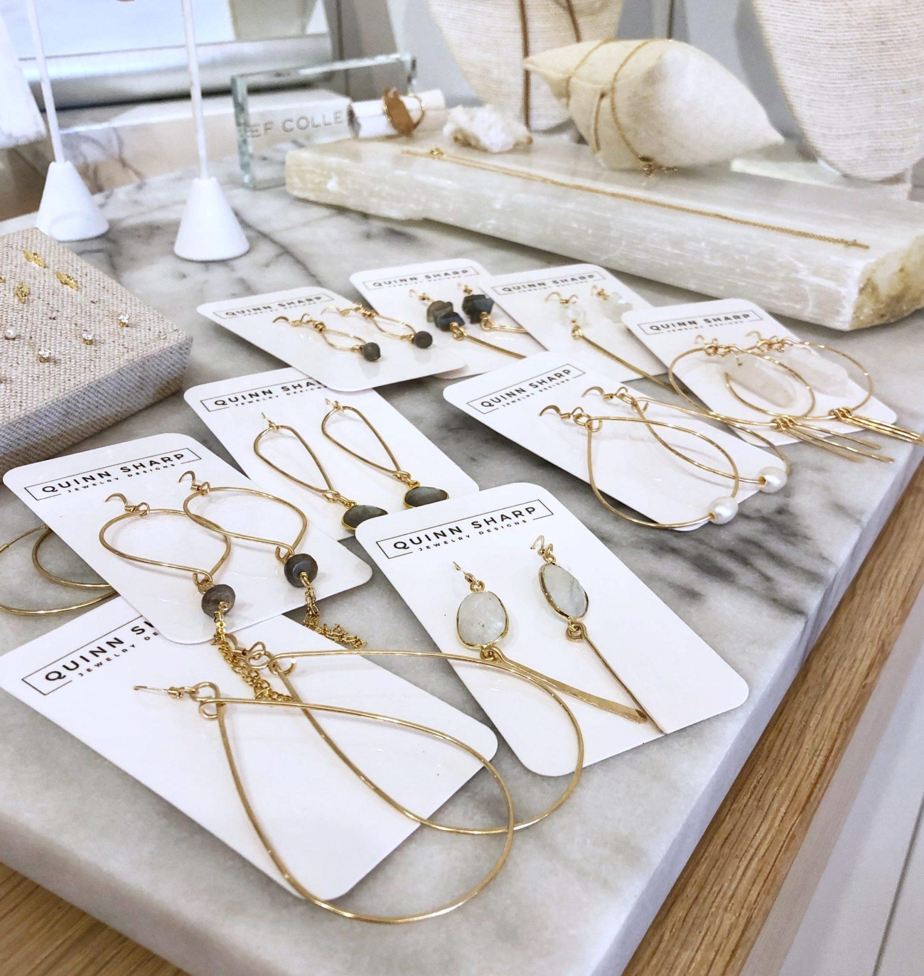 Quinn Sharp Jewelry Designs