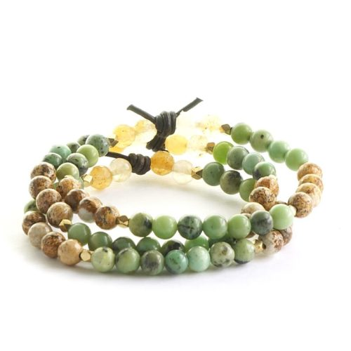 In My Heart Army Deployment Bracelet