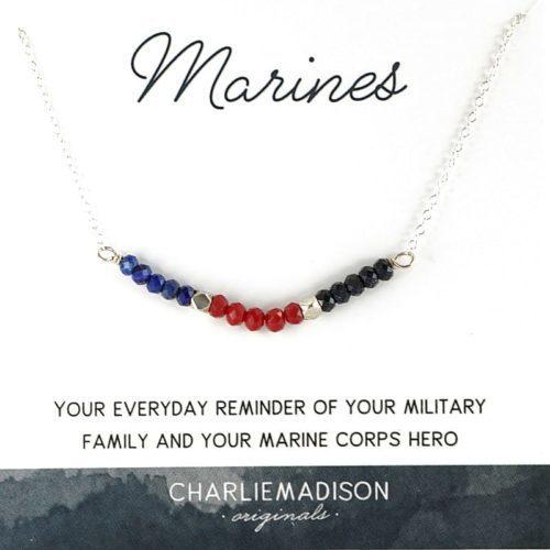 Marine Corps Necklace