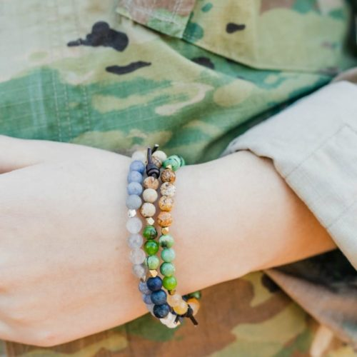 Military Bracelet - Home of the Brave
