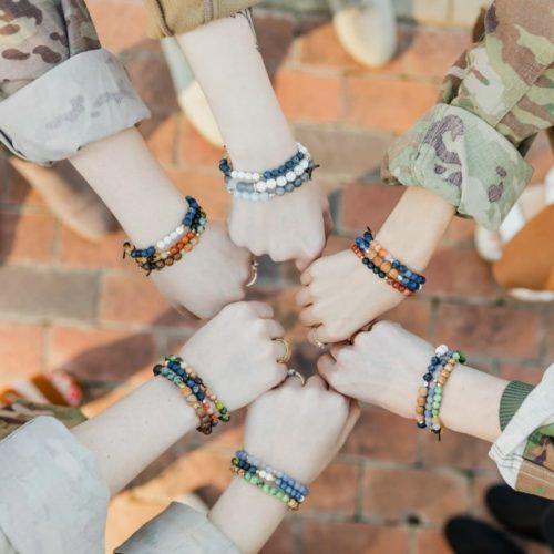 Military Deployment Bracelets