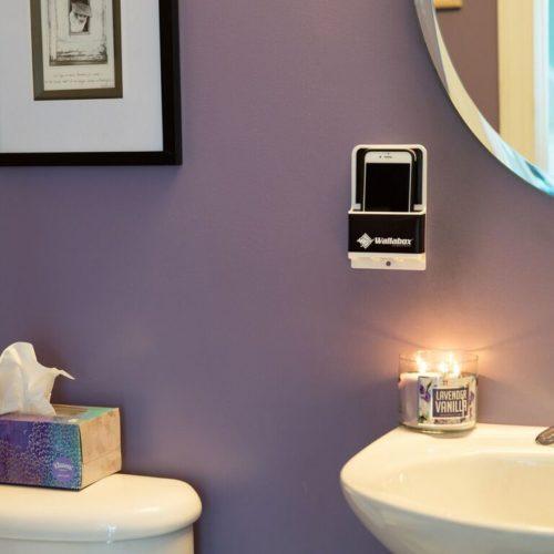 Wallabox Bathroom