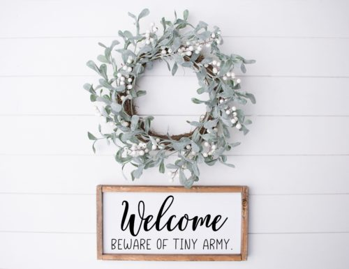 welcome tiny army