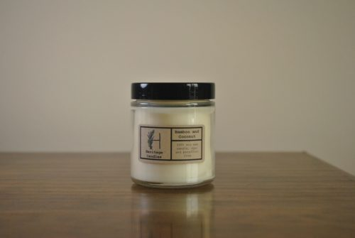 Bamboo and Coconut 4oz