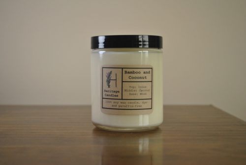 Bamboo and Coconut 8oz