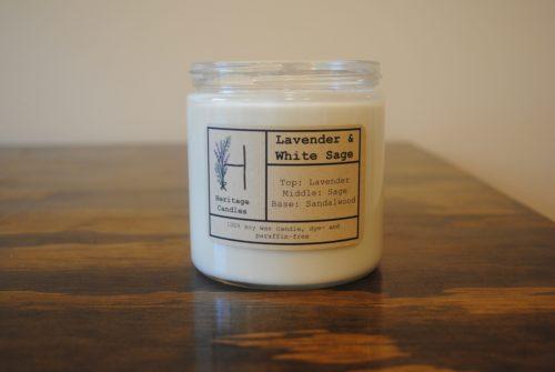 Lavender White Sage 16oz