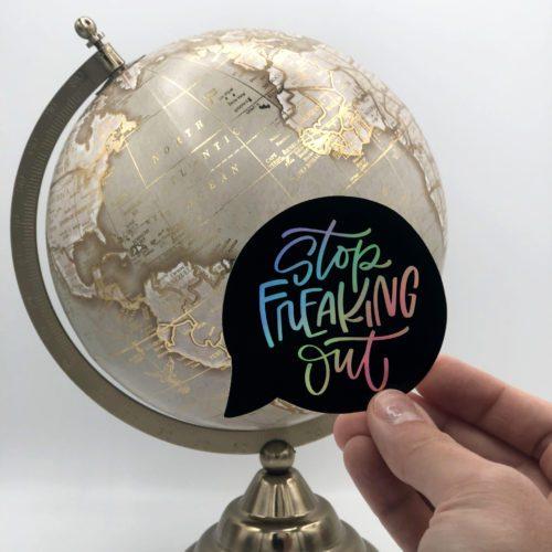 GlobeFreaking