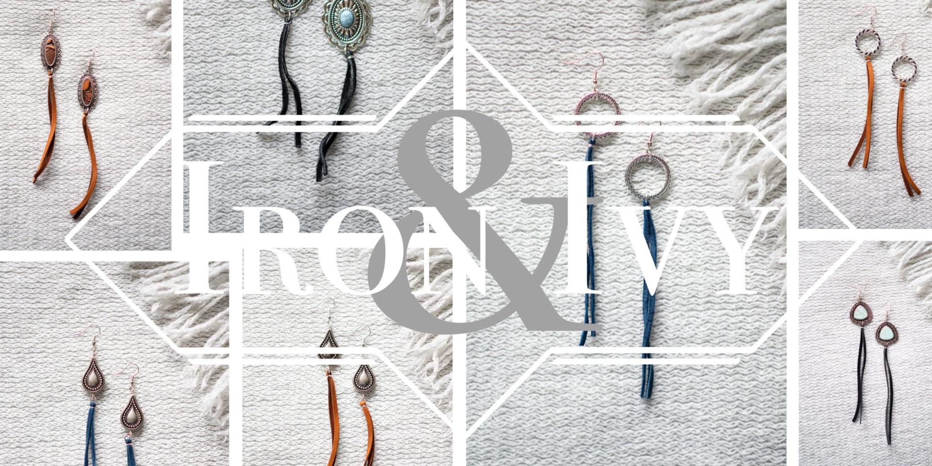 Iron & Ivy Art
