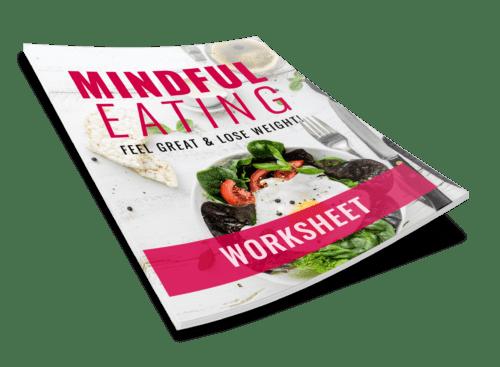 Mindful Eating – Worksheet – 2
