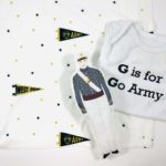 Sieger Design Co USMA West Point Baby Gifts