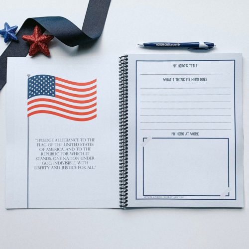 Homefront Heroes, LLC: My Deployment Journal, Military Child Edition