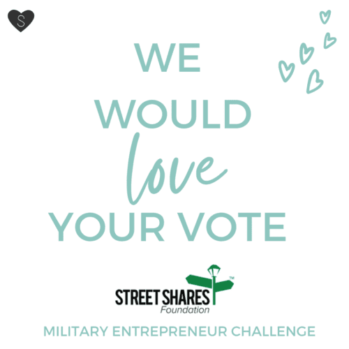 We Would Love Your Vote!