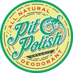 Pit Polish Natural Deodorant