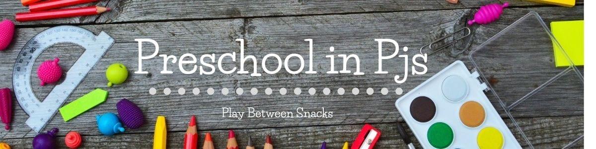 Preschool In Pjs