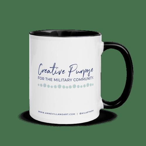 City Gal Giraffe Creative Purpose mug