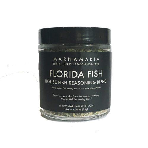 Florida Fish Lemon Dill Seasoning Blend