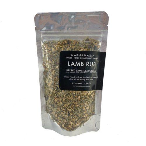 Lamb Rub Juniper Seasoning Mix