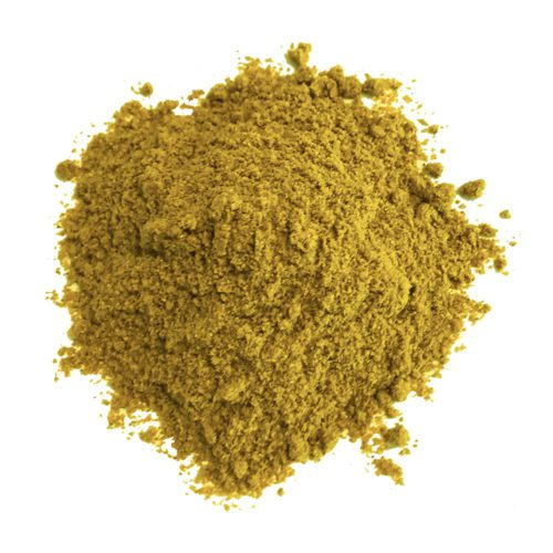 Yellow Curry Seasoning Blend for Indian or Thai Curry